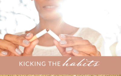 Kicking the Habit of Bad Habits